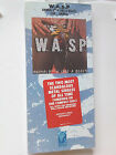 W.A.S.P. ~ ANIMAL(F**K LIKE A BEAST)/LIVE ANIMAL ~ cd NEW LONGBOX(long box) wasp