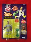 1988 Kenner The Real Ghostbusters Winston Zeddmore Fright Features UNPUNCHED