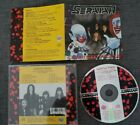 SERAIAH Carnival World 1990 Pure Metal 1st Edition CD Power Classic RARE