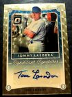 2017 Optic Superfractor Autograph Tom Tommy Lasorda 1 1 Auto DODGERS Holy Grail!