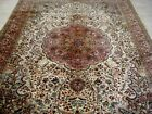 10X7 1940's ONE IN MILLION MINT 200+KPSI HAND KNOTTED MUSEUM KAYSARI TURKISH RUG