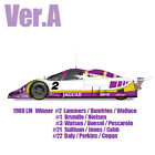 Model Factory Hiro 1/12 Full Detail kit - XJR-9 LM Ver.A: 1988 LM