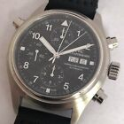 IWC Pilot Doppel Chronograph Split Seconds Rattrapannte Iw371303 Automatic 42 mm