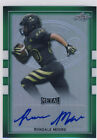 2018 Leaf Metal US Army All-American Bowl Football Cards - Trevor Lawrence Autographs 12