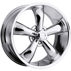 18 x85 Vision Legend 5 VI142C5 Chrome 5x45 10 ET 142 8865C10 1 Rim