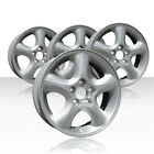 REVOLVE 16x6 Silver Wheel for 2000 2007 Ford Taurus Set of 4