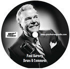 PAUL HARVEY - NEWS & COMMENT 'A-D' (788 SHOWS) OLD TIME RADIO MP3 CD
