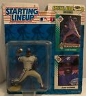 Vintage 1993 Juan Guzman Toronto BlueJays Starting Lineup 4in Baseball Figure