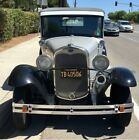 1930 MODEL A SEDAN COMPLETELY STOCK RUNS  DRIVES GREAT CONDITION HOT ROD