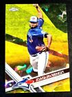 2017 Topps Chrome Baseball Complete Set Sapphire Edition Cards 4