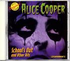 Alice Cooper - School's Out and Other Hits (CD, Sep-2004, Flashback Records)