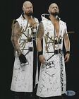 Luke Gallows & Karl Anderson Signed WWE 8x10 Photo BAS Beckett COA Bullet Club 4