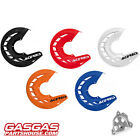 GASGAS ACERBIS X BRAKE DISC GUARD W/ MOUNT ROTOR EC250 EC300 XC EC 250 300 GP