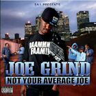 Joe Grind - Not Your Average Joe - Joe Grind CD LKVG The Fast Free Shipping