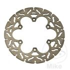 TRW Front Brake Disc RAC Rigid Yamaha YP 250 A Majesty ABS 2003