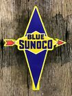 Custom 3 Dimensional Blue Sunoco Oil Lubester Paddle Sign