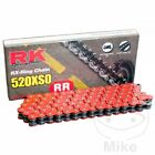 Beta Alp 40 350 2004 RK 520 XSO x 112 Red X-Ring Chain