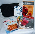 Weight Watchers Points Plus Lot Weeklys Guides Organizer Cookbook 2012 Planner