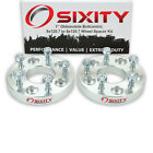 2pc 1 Wheel Spacers for Oldsmobile Cutlass Supreme Adapters Lugs 5x1207 kl