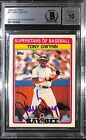 Tony Gwynn Game-Used Memorabilia and Awards to Be Sold at Auction 21