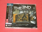 THE END MACHINE THE END MACHINE George Lynch Bonus Track JAPAN SHM CD + DVD