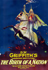 The Birth Of A Nation 1915 Movie Poster