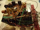 Fisher RS-1080 Stereo Receiver Parting Out Left Amp Board/Heatsinks/Transistors