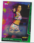 2018 Topps WWE NXT Wrestling Cards 11