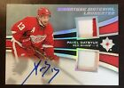 Pavel Datsyuk Cards, Rookie Cards and Autographed Memorabilia Guide 18