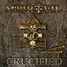 Crucified - M:pire Of Evil (CD New) 741157029529