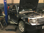 RANGE ROVER VOGUE SPORT 36 TDV8 Engine Supply And Fitting