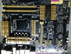 ASUS Z87 DELUXE Chipset Intel Z87 LGA1150 HDMI DP Motherboard With WIFI
