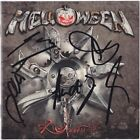 HELLOWEEN 7 Sinners FULLY SIGNED Andi Deris Weiki Keeper of the 7 Keys AUTOGRAPH