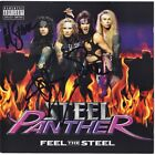 STEEL PANTHER Feel The - FULLY SIGNED Michael Starr Satchel Lexxi Stix AUTOGRAPH