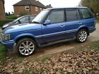 LARGER PHOTOS: Range Rover P38 Vogue 4.6 2001 Oxford black leather interior