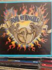Rage Of Angels-Self Titled CD Extremely Rare Christian Metal '89 Regency Records
