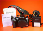 Canon EOS 450D Digital SLR Camera,Sold With Battery, Charger & Manual 2727 Shots
