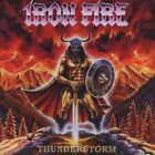 Iron Fire - Thunderstorm - Iron Fire CD M8LN The Fast Free Shipping