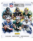 2018 Panini NFL Stickers Collection Football Cards - Checklist Added 12