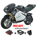 New Mini Pocket Rocket Bike Gas Powered 40cc kids motorcycle with free gifts