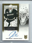 2013-14 Panini Contenders Hockey Rookie Ticket Autograph Variations Guide 101