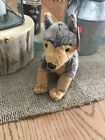 TY SARGE the GERMAN SHEPHERD DOG BEANIE BABY - NEW - NEAR PERFECT TAG