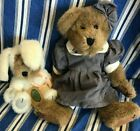 Boyd's Bears Retired Sara-Beth and Watson is  Ready for Easter