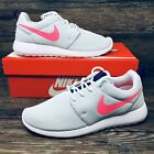 NEW Nike Air Roshe One Women Size 95 Platinum Pink Running Workout Sneakers