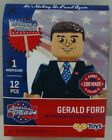 GERALD FORD HE'S MARKING US PROUD AGAIN 12 PCS OYO MINIFIGURE FIRST 100 MADE