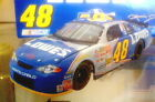 JIMMIE JOHNSON 2002 48 LOWES ROOKIE TEAM CALIBER OWNERS SERIES 124 DIECAST
