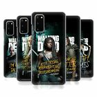 OFFICIAL AMC THE WALKING DEAD SEASON 9 QUOTES BACK CASE FOR SAMSUNG PHONES 1