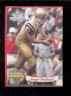 Top Roger Staubach Football Cards for All Budgets 30