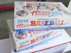 2018 Topps Heritage HOBBY 2 box lot - 2 factory sealed HOBBY Boxes