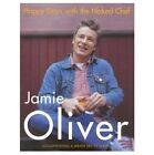 SIGNED Happy Days with the Naked Chef by Jamie Oliver Hardback 2001